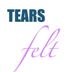 tearsfelt