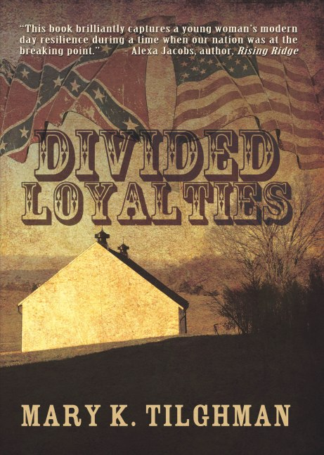 Divided Loyalties front cover