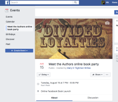 Launch party FB