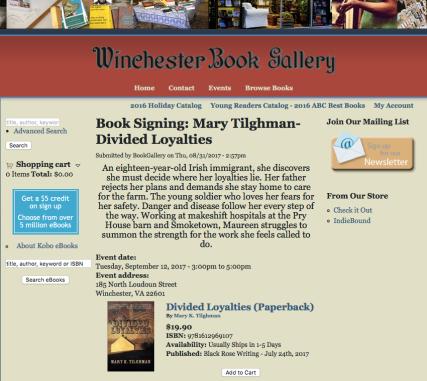 Winchesterbooks
