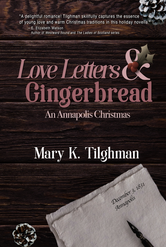 Love Letters and Gingerbread: FrontCover