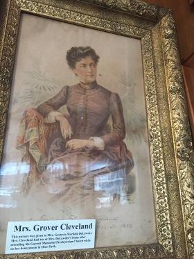 Frances Cleveland