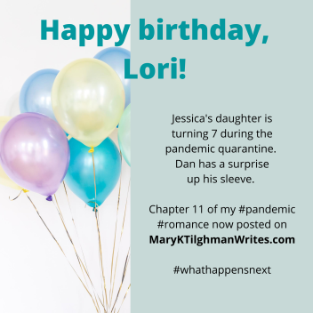 Happy birthday, Lori!